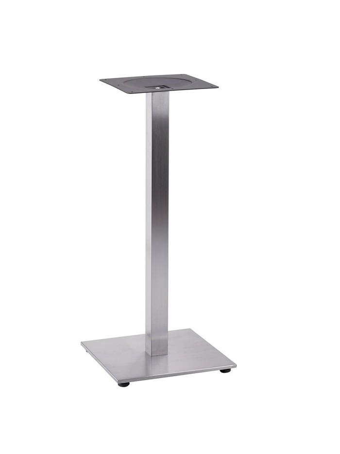 Hoher Tischgestell Tetra Inox