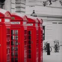 London Bus & Phone