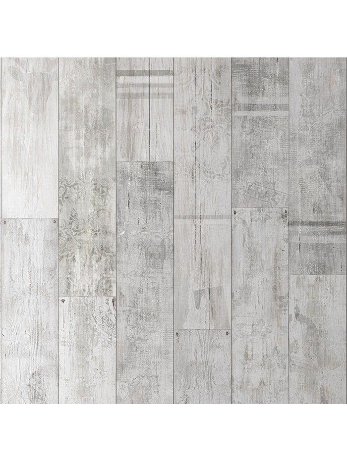 Blanco Rustic Graphic