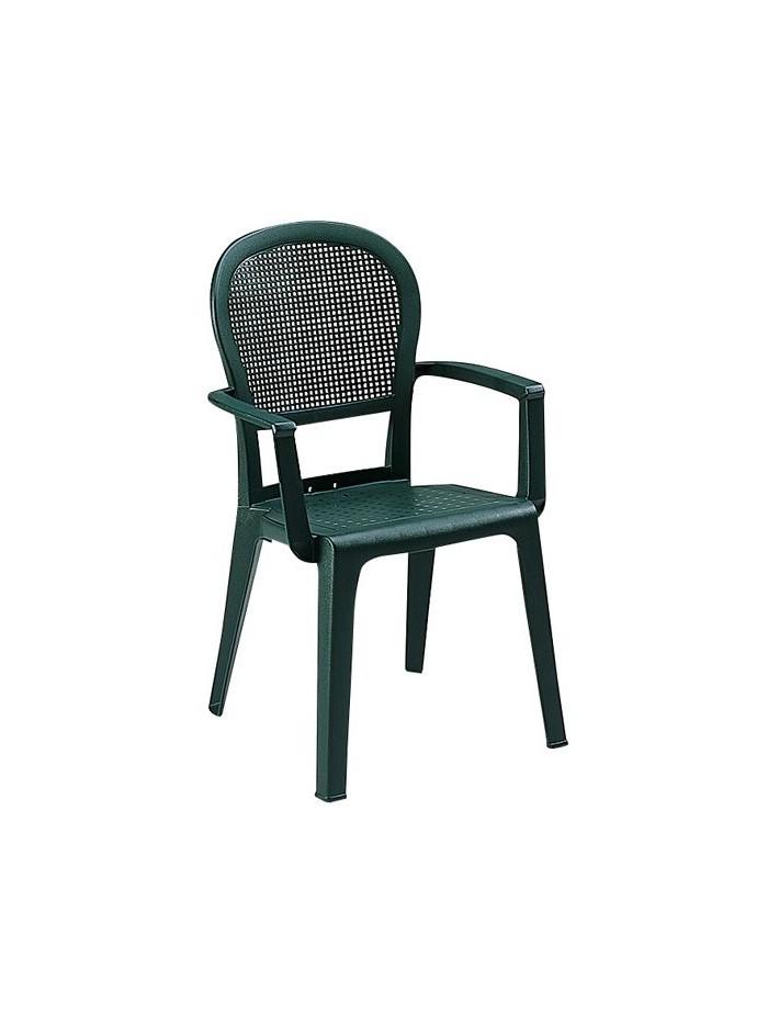 Madras armchair