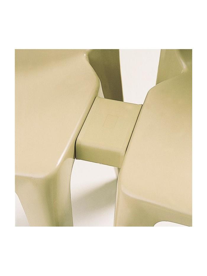 Ganci laterali di giunzione per sedie ignifughe Denver