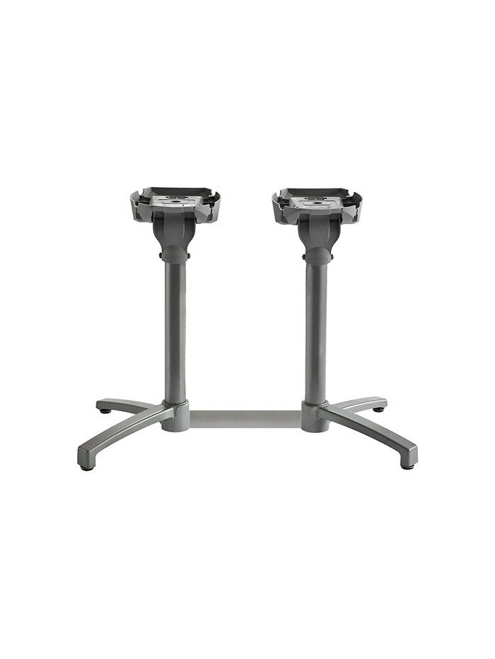 X-One Folding Double Table Leg