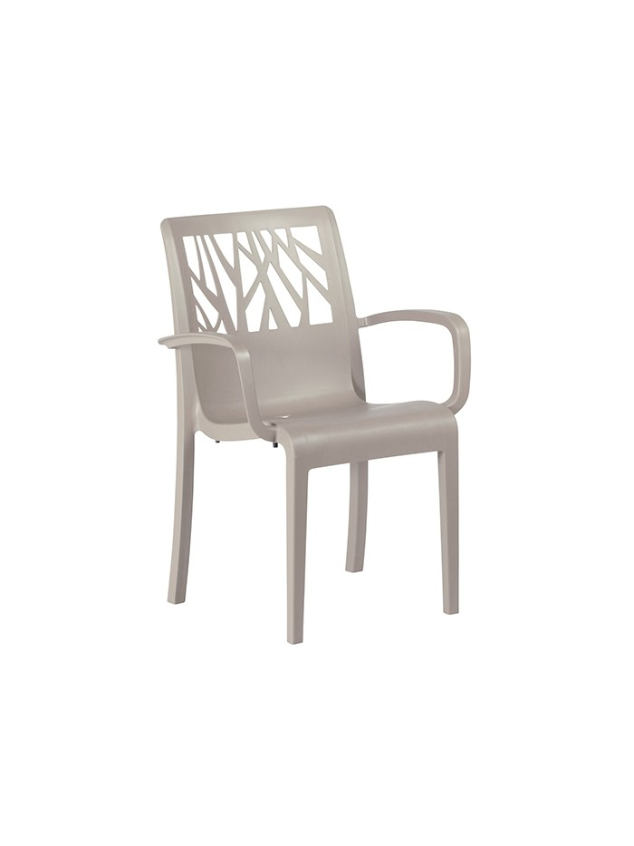 Vegetal armchair