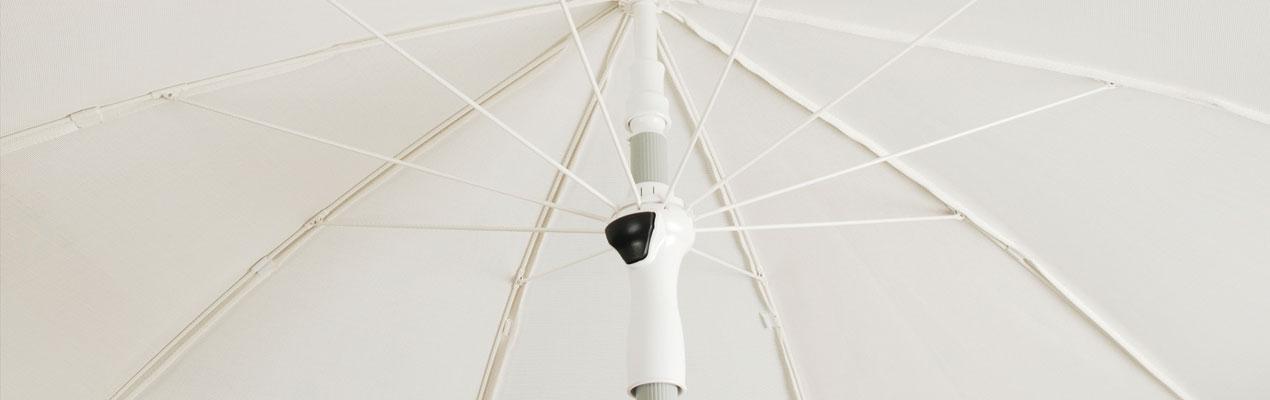 Pool parasols