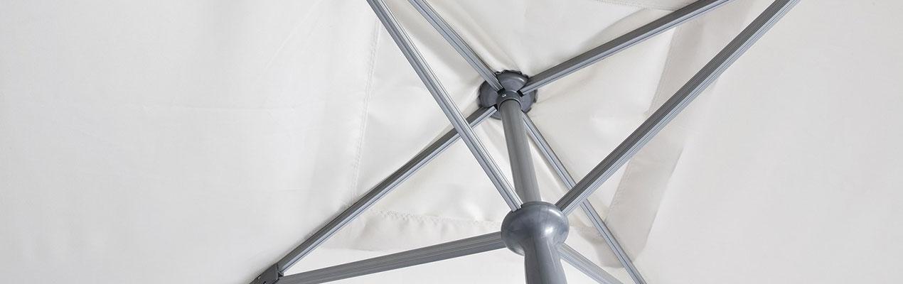 Terrace parasols